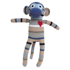 LI16 mico mitjó gran gris