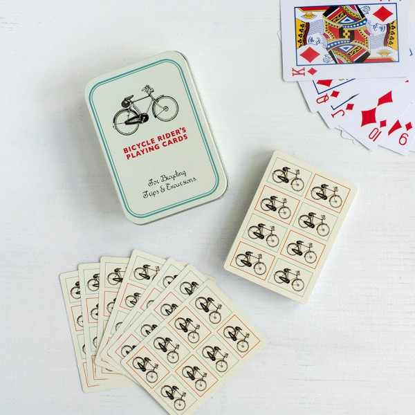 RE95 cartes bicicleta