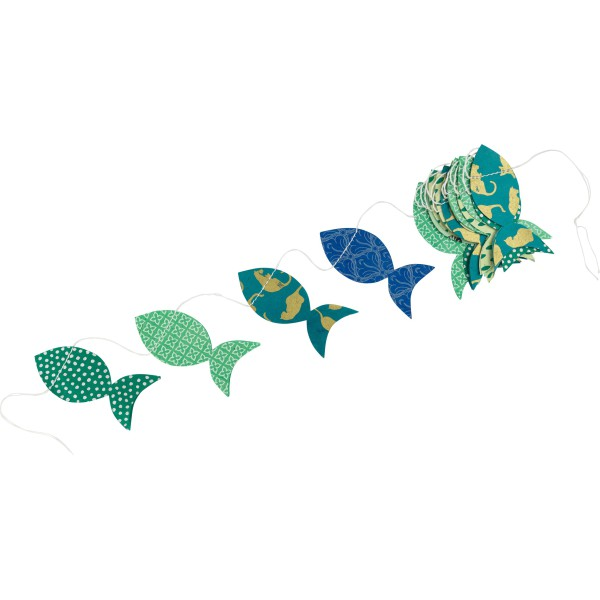 TB306 garlanda peixos